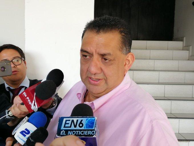 Arena apoyará comisión de antejuicio contra Norman Quijano