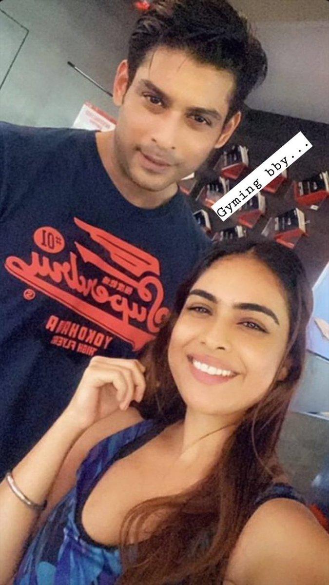 Work hard now, selfie later.  #SidharthShukla #WelcomeBackSid @sidharth_shuklapic.twitter.com/8i6x6pHkyf