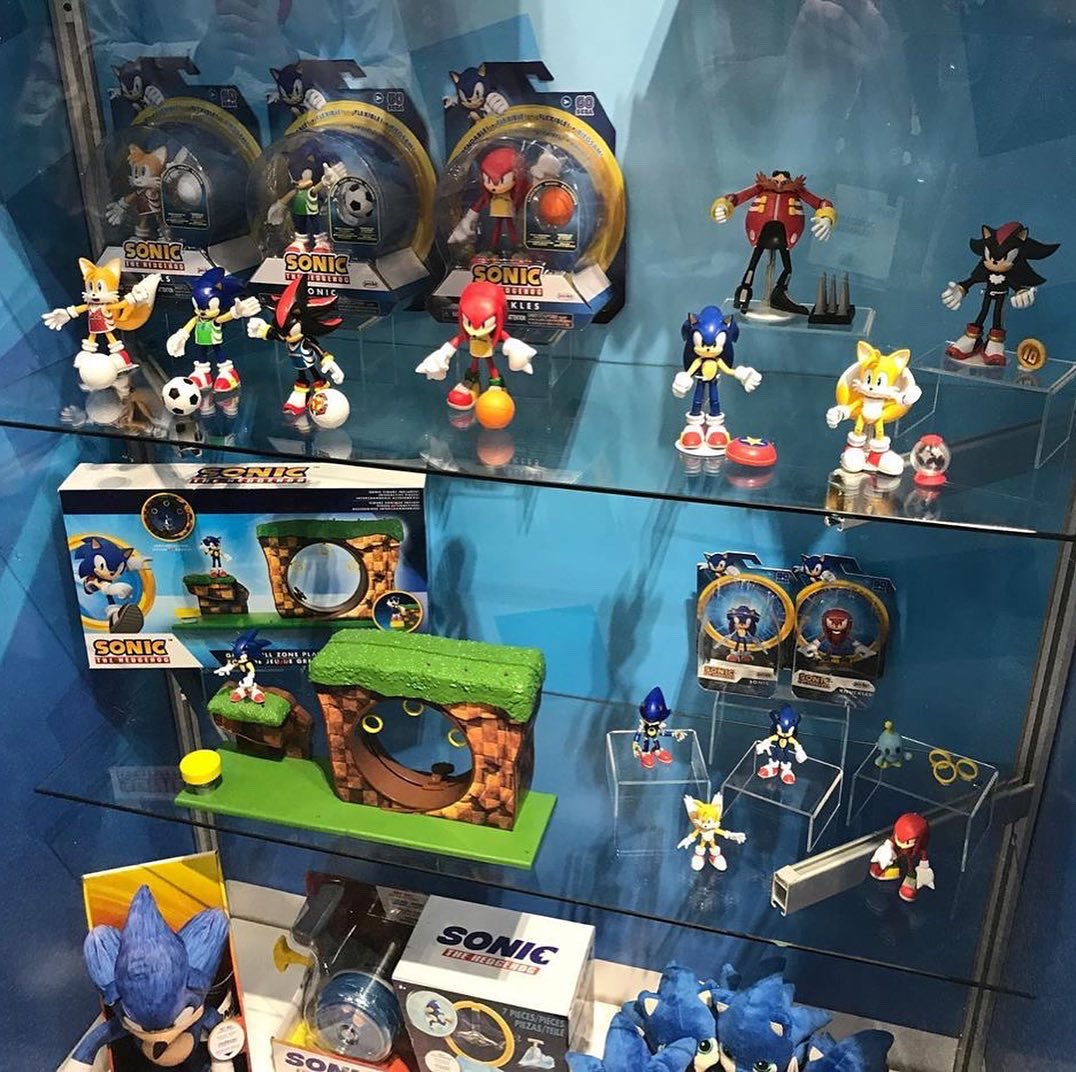 Jakks Pacific On Twitter Thanks To Toyshiz For Snagging These Pics At Nytf Sonic