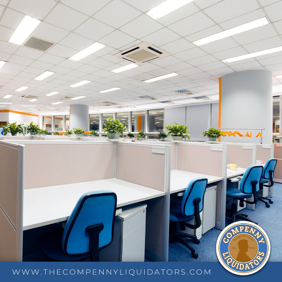 Give your employees the best workspace possible. Contact us today to get started!  . . . #Work #OfficeWork #Office #Cubicle #Workplace #Business #SmallBusiness #SMB #Leadership #SocialBusiness #Furniture #OfficeFurniture #Miami #WorkSpace #Florida