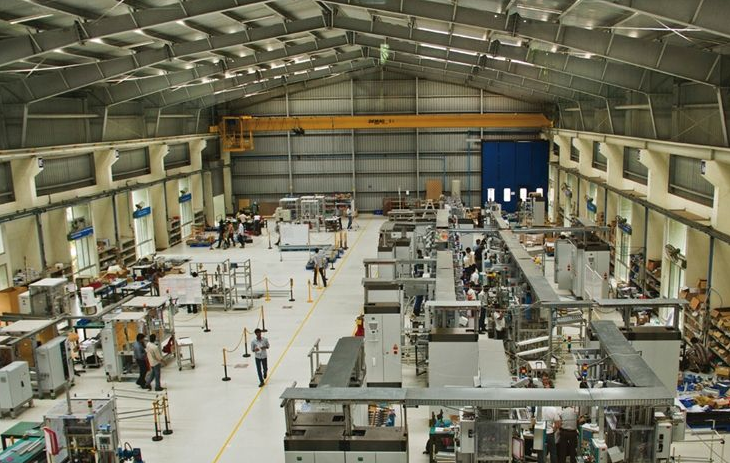 Work in progress on the shop floor #manufacturing #production #work   Video: