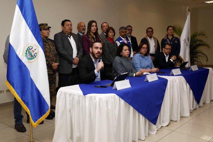 Por coronavirus, El Salvador cierra entrada a viajeros de seis países