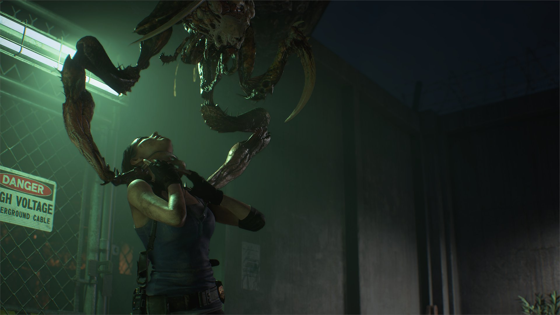 """Resident Evil on Twitter: """"Watch out... The Drain Deimos returns ..."""