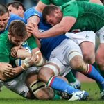 Image for the Tweet beginning: Coronavirus: Ireland v Italy Six