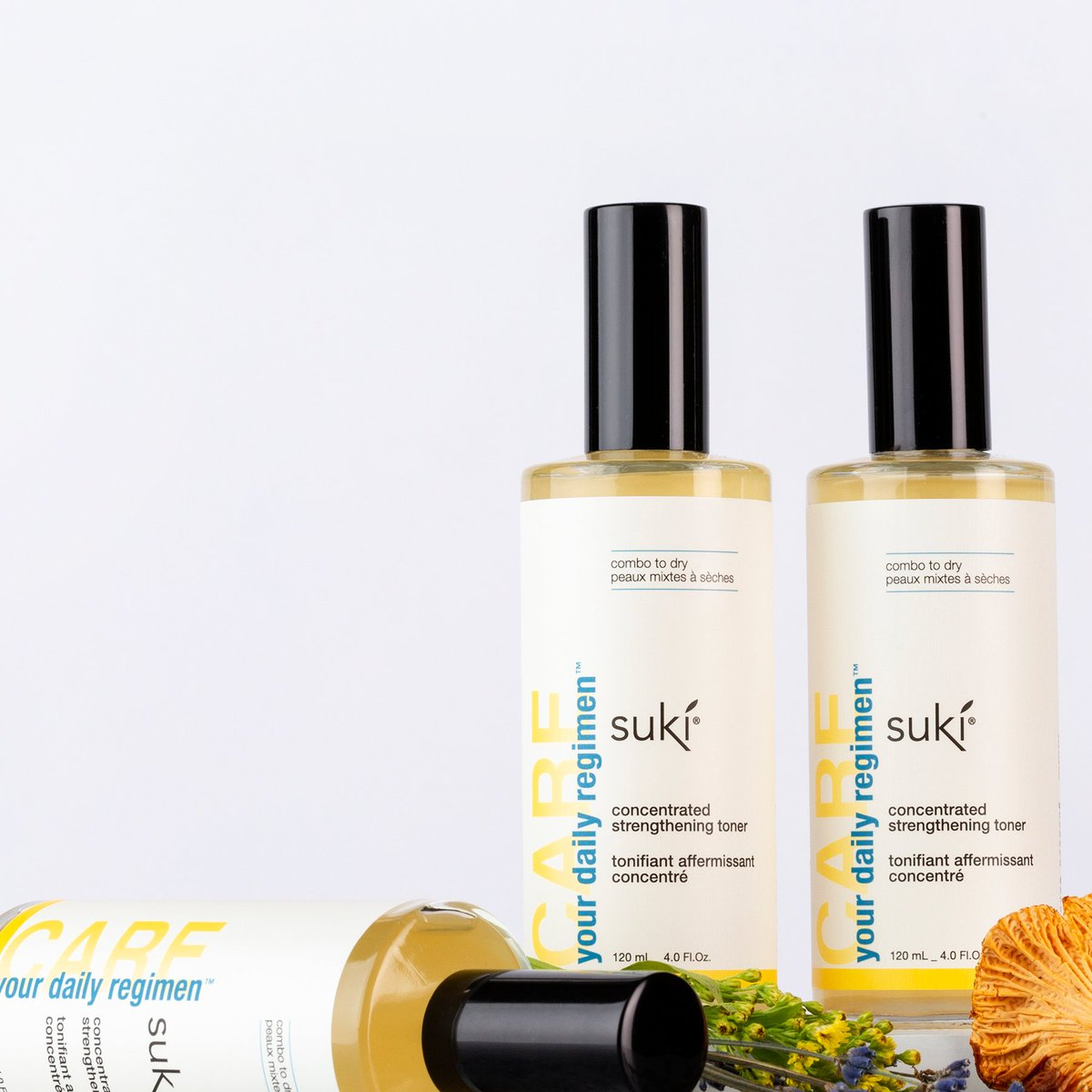 Packed with vitamins & nutrients it is easy to see why this is a beloved toner in suki's care line. Reduces the appearance of fine lines & wrinkles with the help of shitake and reishi mushrooms! Don't mist out on radiant & glowing skin ✨ https://t.co/bqnHt1yLOJ