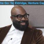 Image for the Tweet beginning: #Cleantech investment guru Taj Eldridge
