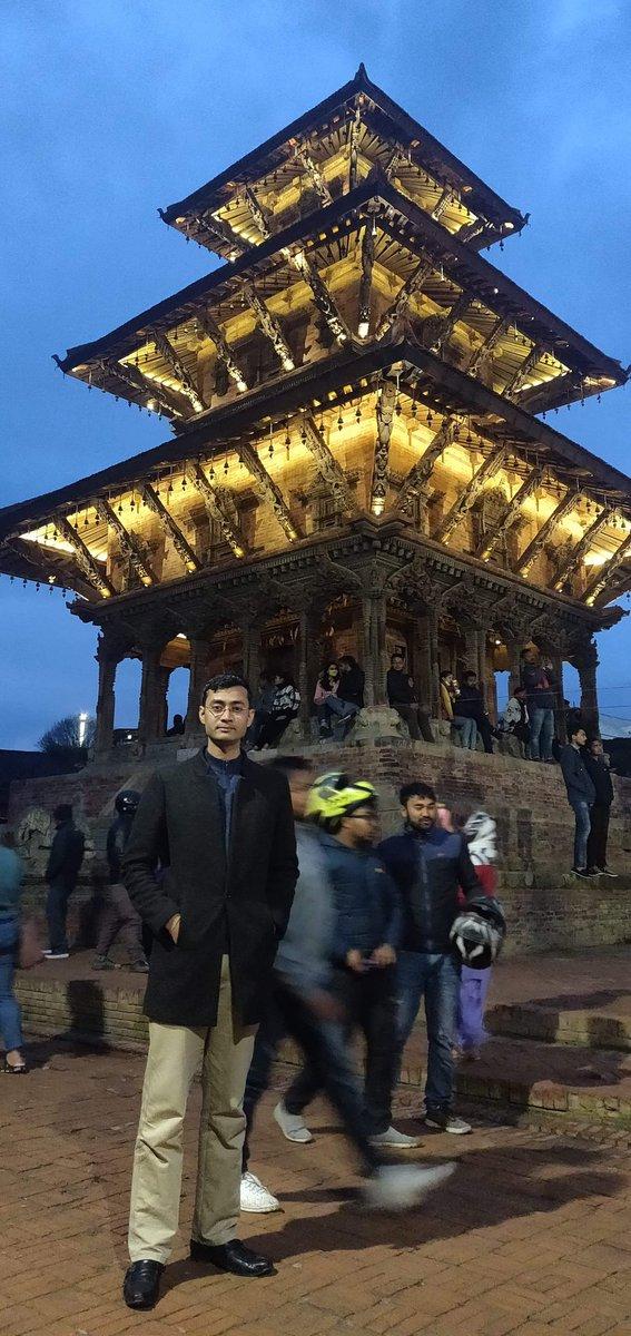 Beautiful place. #Patan #VisitNepal2020 pic.twitter.com/P6v1GLPGlm