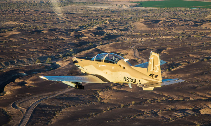 US DSCA approves a possible #FMS to #Tunisia of four @Beechcraft AT-6C Wolverine light attack aircraft, package valued at USD325.8 million.  Pic via @TextronAviation.pic.twitter.com/MgYmKD5XWv