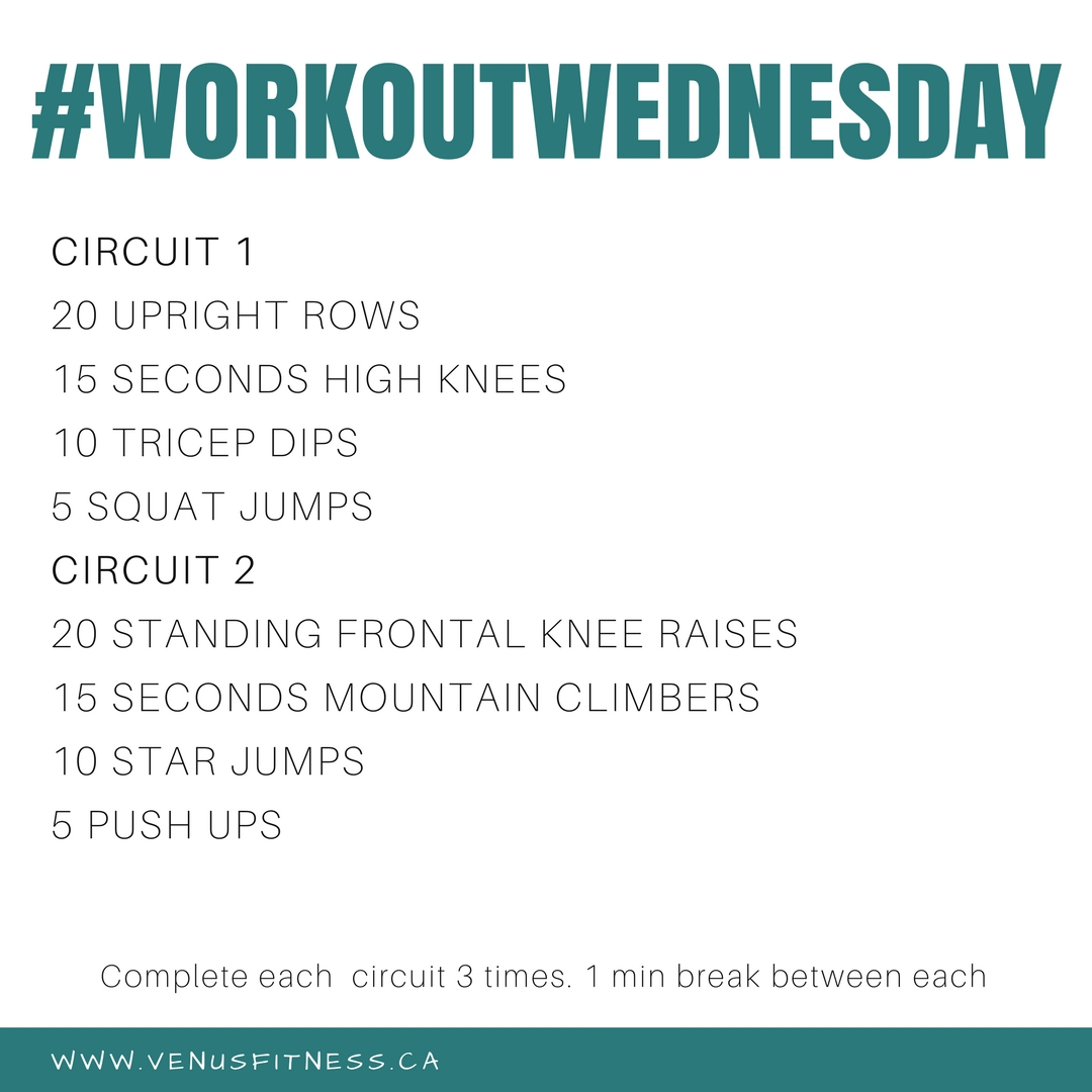 Looking for some #WorkoutWednesday inspiration?? #fitness #workout
