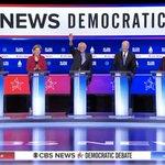 Image for the Tweet beginning: Presidential Candidates Clash Over Marijuana