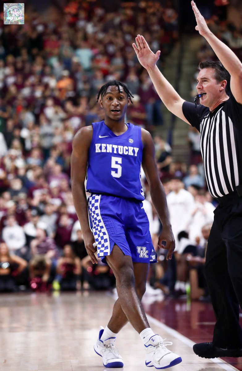 One more on @IQ_GodSon: his offensive rating is a league-best 128.2, according to KenPom.com.
