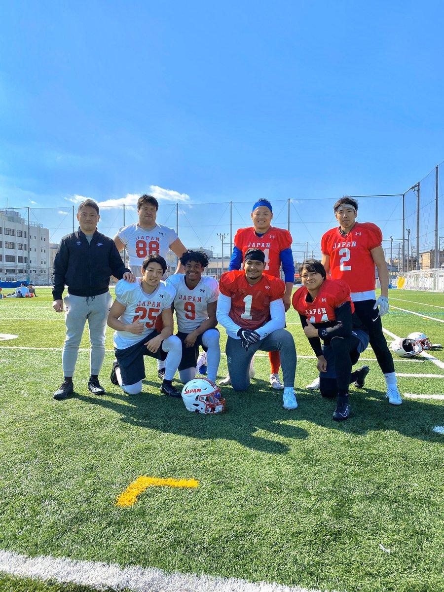 【日本代表遠征メンバー渡米】 3月1日のTHE SPRING LEAGUE選抜との対戦に向けて、日本代表メンバーが米国テキサス州ダラスへ本日出発します! 日本からの熱い応援をよろしくお願いいたします!  #panasonicimpulse #パナソニックインパルス #xleague #xリーグ #アメフト