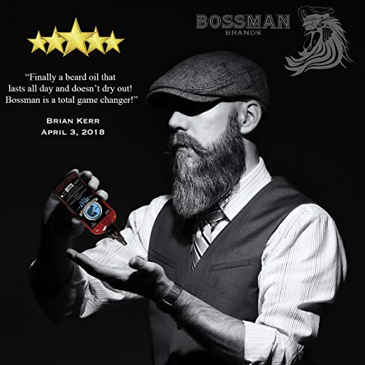 Bossman Beard Oil - Thicker Growth, All Natural, Non Greasy Jelly Beard Oil https://buff.ly/32oLBTI  via @amazon  #beardoil #organicbeardoil #facialhair #beardcare #beardgrooming #beardproducts #amazon #beardgifts #grooming #skincare #thebestbeardoilonthemarketpic.twitter.com/Bj1xFZZZF1