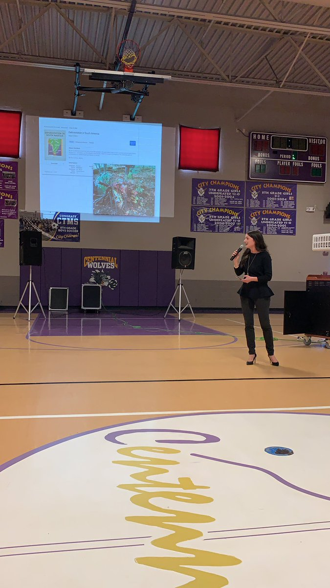 Hearing the wonderful ideas that @ClassTechTips has to offer! #WhyCrane #WeAreCrane #CraneTechJoy<br>http://pic.twitter.com/j4KC1YhwkD