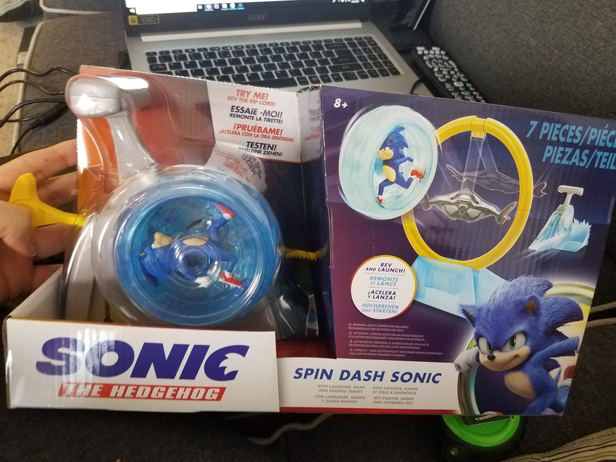 Quinton Reviews Auf Twitter I Found Out Target Sells A Toy Based On The Original Sonic Movie Design And I Had To Have It