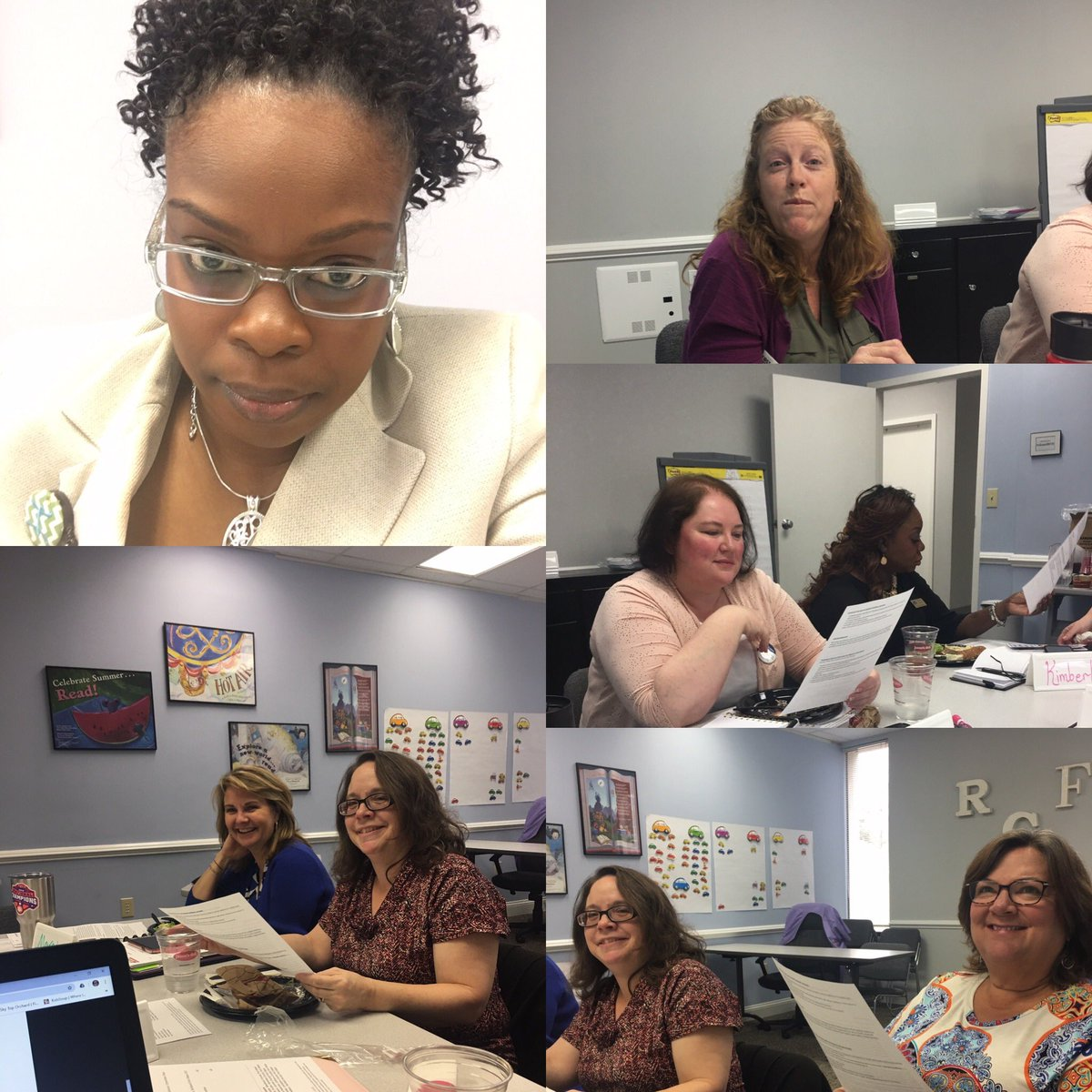 Midlands First Steps Collaboration w/ DSS Newberry,Fairfield, Kershaw Counties #rcfirststeps
