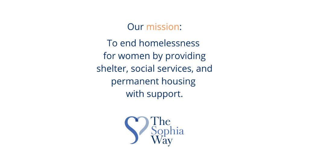 With her. For her. #TheSophiaWay #withherforher #endinghomelessness #washington #bellevue #homelessnothopeless #womenhelpingwomen #riseup #womensshelter #donate #localnonprofit #loveothers #wanonprofit #missionstatement #endhomelessnesspic.twitter.com/iDI0tmIKk3