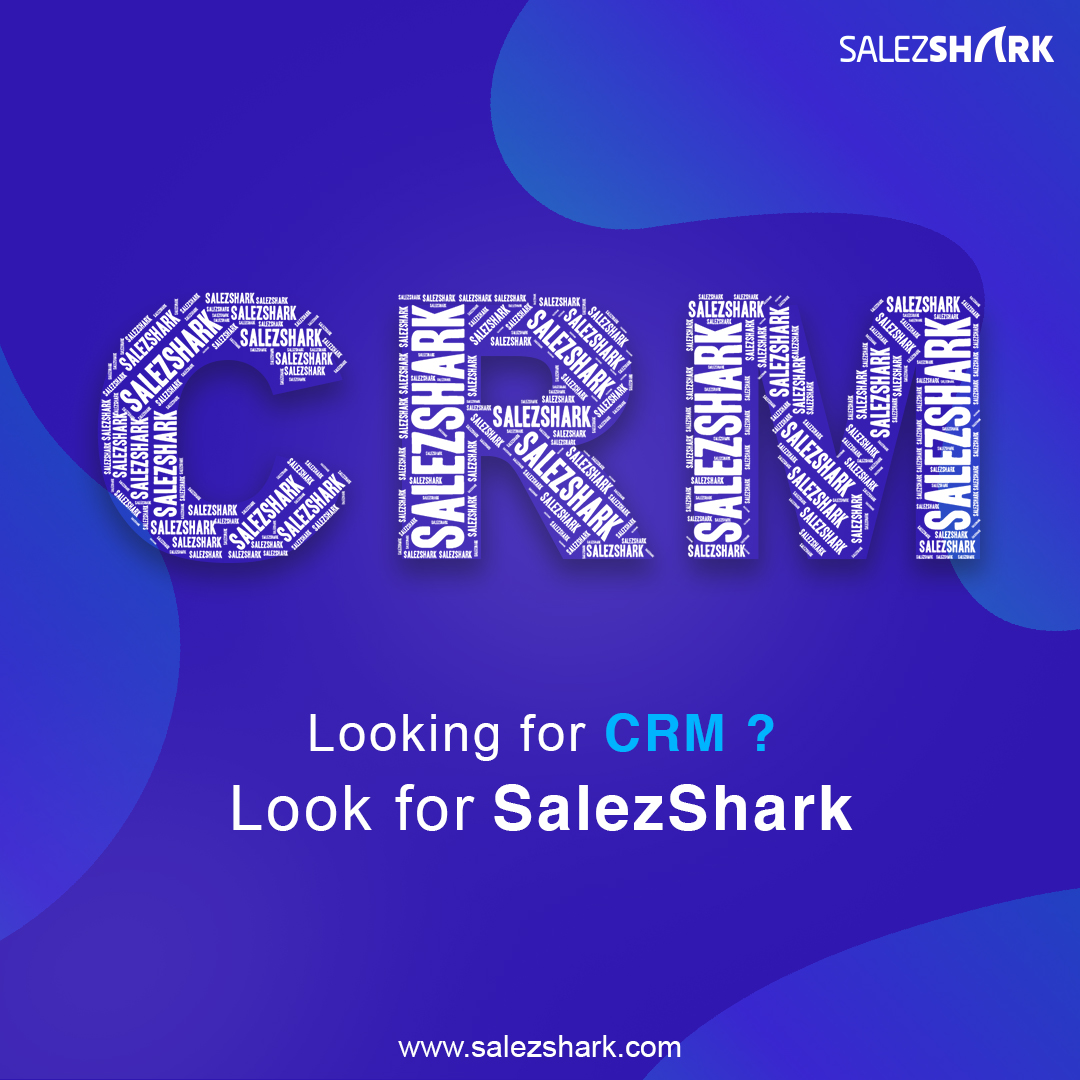 SalezShark is the new synonym of CRM that makes a remarkable impact on your sales, marketing, and support needs.  All-in-one tool made for small and medium-sized businesses -   #smallbusiness #sme #customers #AllinOne #CRM