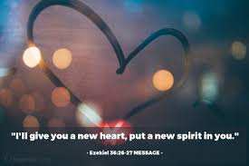 With our new found Ezekiel 36:26 heart of eternal #LOVE for ALL we ALL have #HOPE that YES much better days are to come! Ezekiel 36:26 #Love #Prayer & Isaiah 53:5 #PrayerForHealing  #INTERCESSION #TwinSoul  #InstitutionalAbuse #Recovery #Prayer  #Jesus #JesusSaves #JesusHeals
