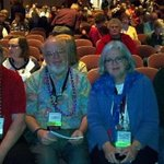 Image for the Tweet beginning: A RootsTech Retrospective - Then
