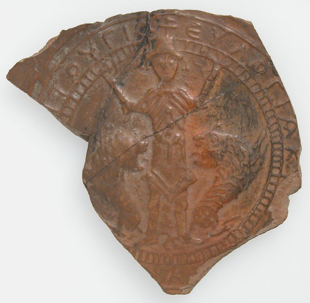 Pilgrim's Plaque  #themet #MedievalArt