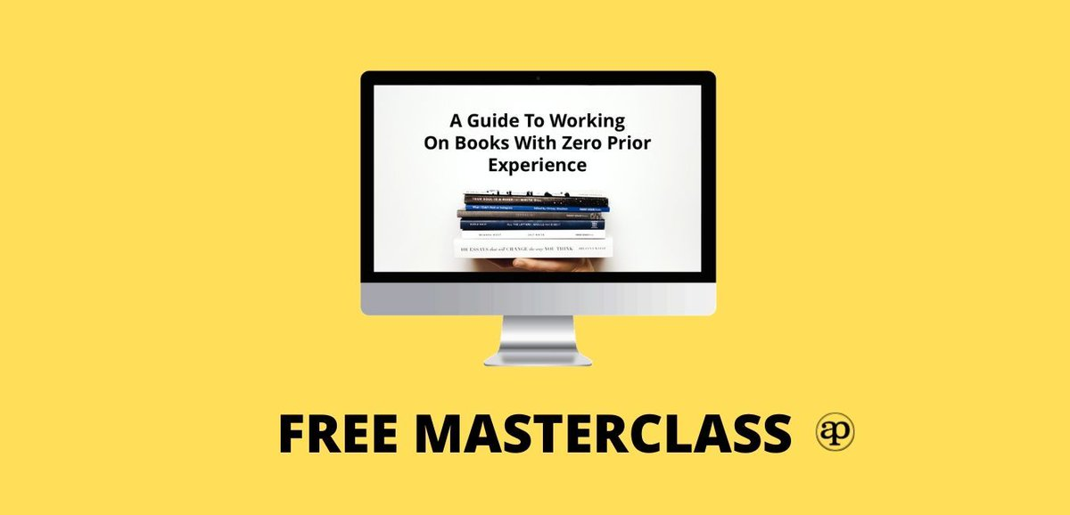 It's not too late to catch my free masterclass that'll help you take your love of books and turn it into some serious editorial skills! You can sign up to watch it here: https://artofproofreading.lpages.co/masterclass-work-on-books-with-zero-experience/…  #sidehustle #BookWorm #lovetoread #booknerd #workandtravel #WorkFromHome #remoteworkpic.twitter.com/qxrrR6P0g2
