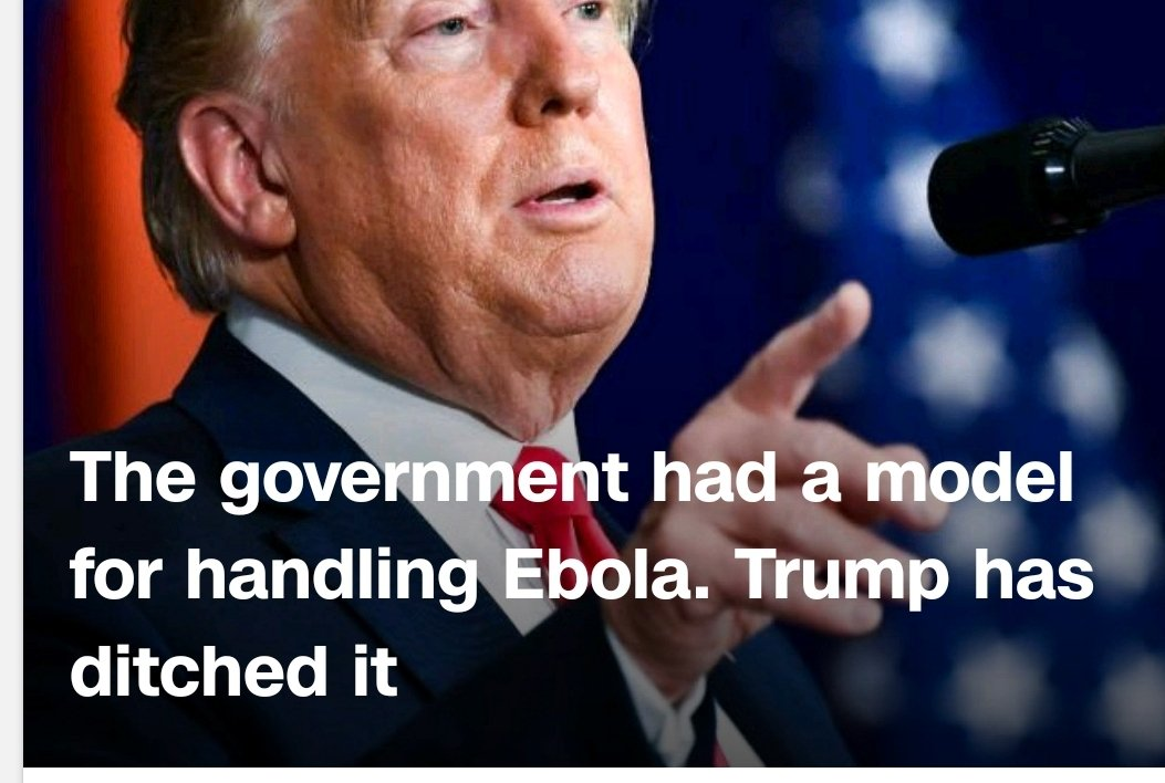 What a disgrace in the White House! #picoftheday #coronavirus #COVIDー19 #CoronavirusOutbreak #Vermin #DonaldTrump #pic.twitter.com/4EkcuSeL5K