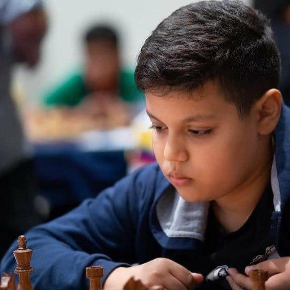 test Twitter Media - 14-year-old Aydin Suleymanli is leading in the main event of @aeroflot open in Moscow. The Azerbaijani IM defeated GMs Indjic (2622), Durarbayli (2625), Smirin (2615), Maghsoodloo (2674) and made draws with Yilmaz (2607), Praggnanandhaa (2602), Kobalia (2609), Martirosyan (2630). https://t.co/W72zmseJ1N