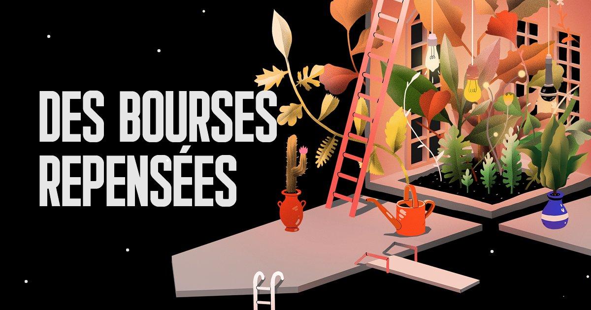 Le Conseil des arts du Québec lance un nouveau programme de bourses destiné aux artistes de plusieurs disciplines, dont l'architecture et le design! Découvrez-le : https://t.co/lKGwjK4ENV https://t.co/V4CeaHW5Nr