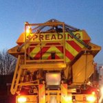Image for the Tweet beginning: #Solihull Council gritters will be