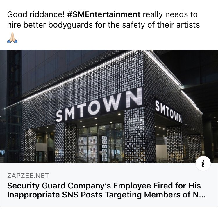 SM, why is the safety of your artists so unfortunate? You have a very serious case that is Jongdae's, they are getting into their family and that is already serious, Do something about it!! The media also asks for it.  #SM_고소해 @SMTOWNGLOBAL @weareoneEXO <br>http://pic.twitter.com/28UGe6XJch