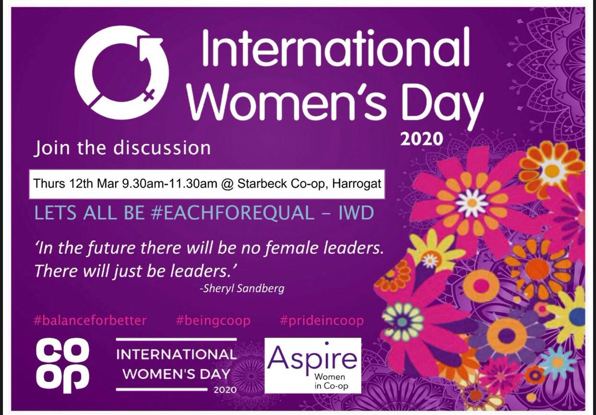 3 of our very many IWD events!! I am so excited for this year's event... We have speakers from funeralcare and HR... alongside some students from our academies attending! Different facilitators who will lead these inspiring events ..We would love to see you there! #EachforEqual<br>http://pic.twitter.com/BglRqYZO4B