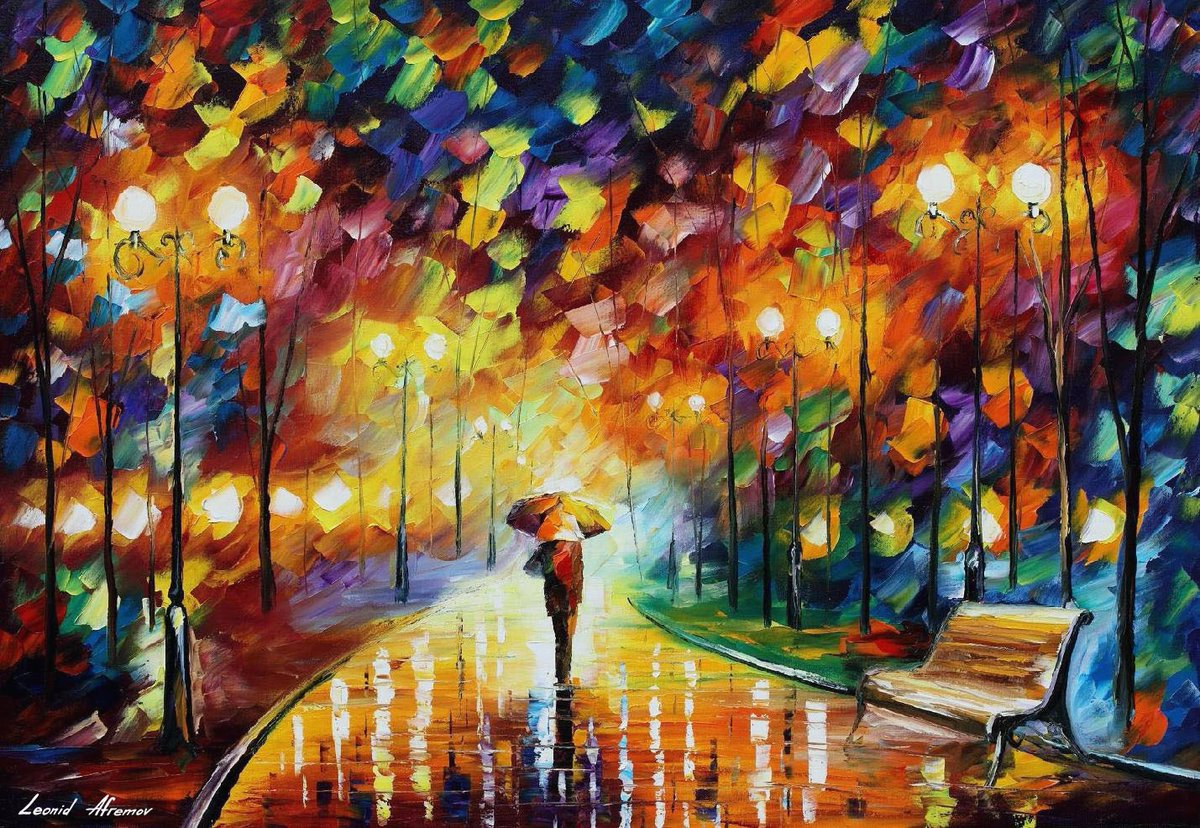 REINCARNATION — PALETTE KNIFE Oil Painting On Canvas By Leonid Afremov https://afremov.com/reincarnation-palette-knife-oil-painting-on-canvas-by-leonid-afremov-size-30-x40.html …  Please click on the link to see this painting on the site #oilincanvas #contemporarydrawing #abstractart #colorfulinteriorpic.twitter.com/ZJttmvTQF7