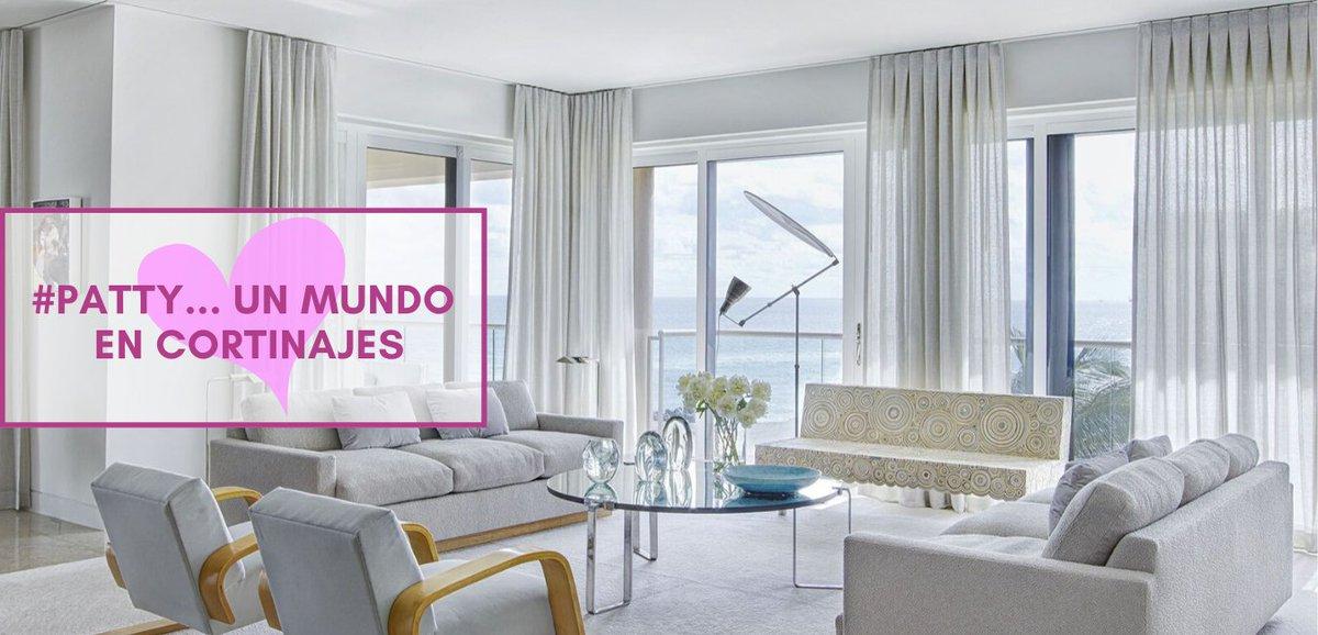 🐇🐇 #Patty te espera en #PuertoMontt y en su tienda virtual  con lo mejor en #telas y #cortinajes a la medida, que transformarán tus espacios en los de tus sueños. Atención personalizada!