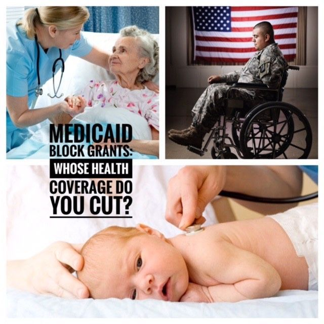 The Trump Administration is proposing Medicaid block grants and per capita caps along with $920 billion in Medicaid cuts. Here are 10 reasons to reject Medicaid block grants. —> buff.ly/2PfDEem #WellnessWed