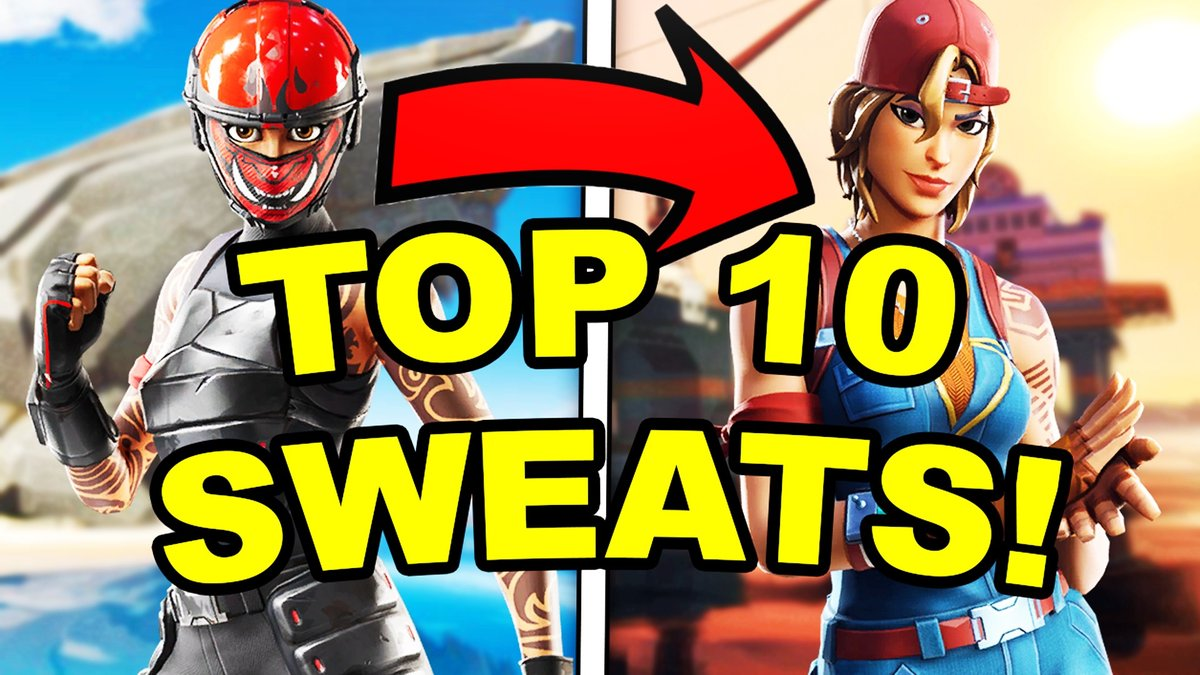 Top 10 Sweatiest Tryhard Combos Fortnite Chapter 2 Season 2 (YOU NEED TO TRY THESE) https://youtu.be/jPsAr2AtXPM  #FortniteChapter2Season2 #Fortniteskincombos #Fortnitecombos #FortniteChapter2pic.twitter.com/qNOgcVqchd