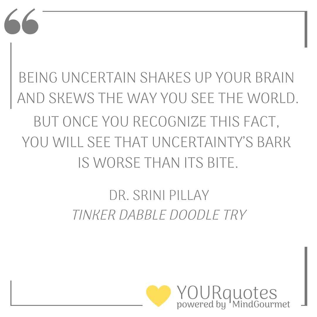 Dr. Srini Pillay #yourquotes  https://yourquotes-service.com/ #quotespic.twitter.com/HVCZzznowb
