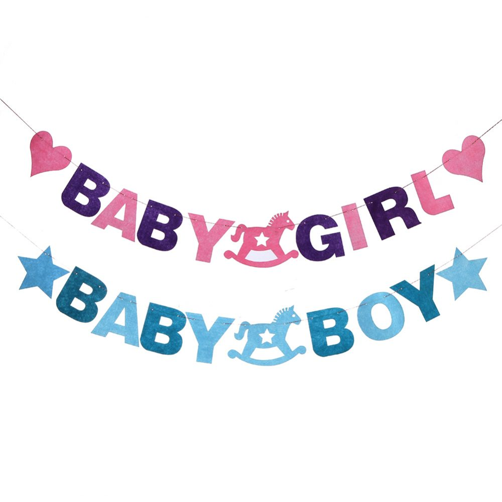 #adventure #accessories Baby Shower Felt Banner For Party Decor pic.twitter.com/3YJi9XuC2t