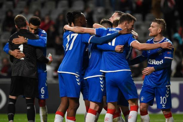 Europa League: Aribo comes off the Bench as Rangers book Round of 16 Spot -  http://www. brila.net/europa-league- aribo-comes-off-the-bench-as-rangers-book-round-of-16-spot/  …  <br>http://pic.twitter.com/4BR8Ok71Kn