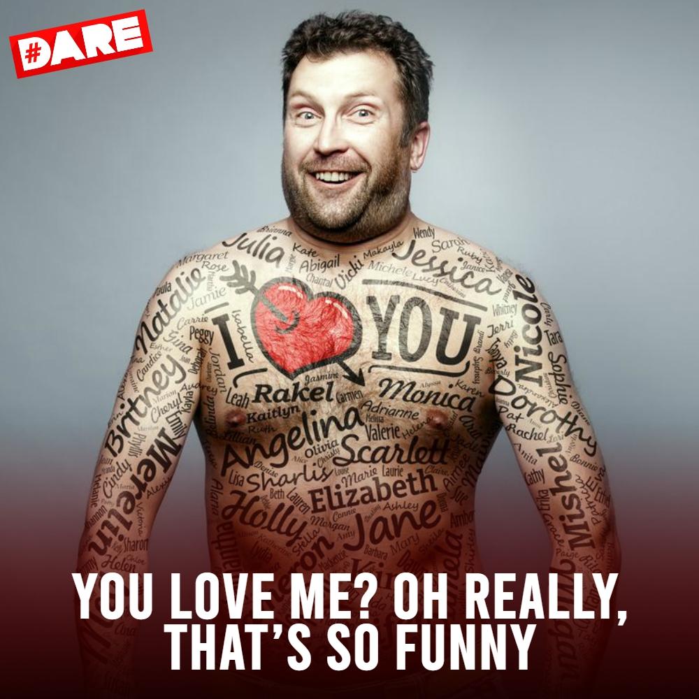I love you too darling!  #daretheapp #dareapp #daretogether #findafriend #doadare #getpaid #fundare #dogooddare #cometogether #socialthatpays #nofilter #notfake #dare #daretoshine #daretobedifferent #daredevill #daretocare #daredpic.twitter.com/WCIv3fCePV