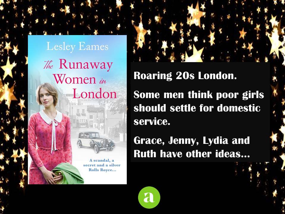 Refreshingly different. Rachel, Amazon Roaring 20s London. Can four poor provincial girls overcome hardship with a business of their own? Some men think not... amzn.to/2JlghMs #Kindle #KindleUnlimited #book #books #ebook #ebooks #amreadingromance #histfic #saga