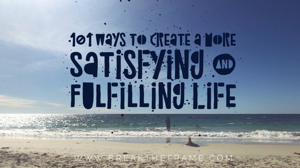 101 Ways to Create a More Satisfying and Fulfilling Life http://trbr.io/okHY1PF via @AlliPolinpic.twitter.com/K9l8zThAYu
