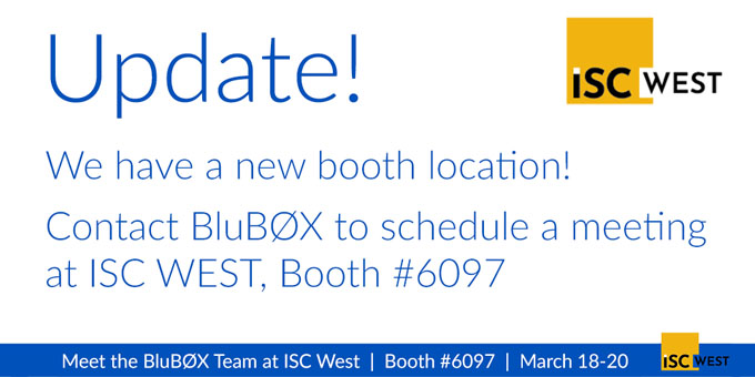 Booth #6097 .... 🙌 SEE YOU THERE!  Book your meeting now:  #iscwest #iscwest2020 #AccessControl #Allinone #Security