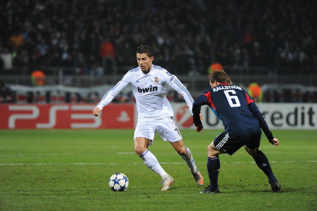 #OLJuve Les 6 fois où Cristiano #Ronaldo est venu jouer à Lyon : bit.ly/2VAPWCf