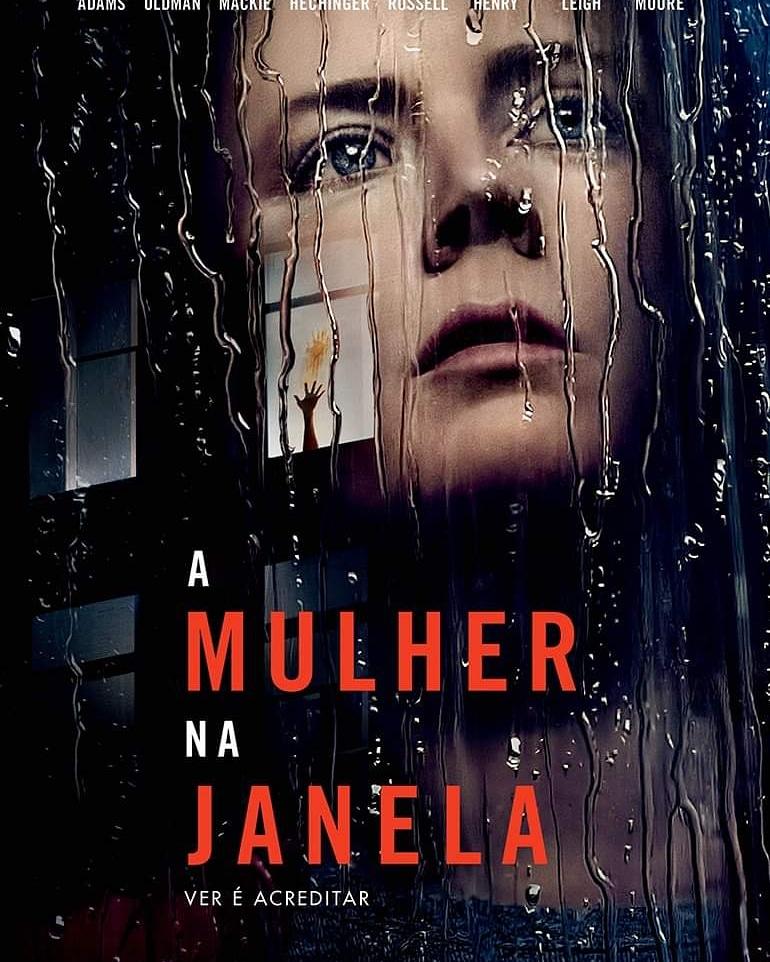 A 20th century acaba de divulgar o poster do seu novo filme 'A Mulher Na Janela' o filme irá estrear no dia 14 de maio nos cinemas.  #20thcenturyfox  #amulhernajanela  #filmes2020 pic.twitter.com/40DsYEDfJr