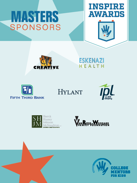 We are so appreciative of all of our Masters Level Sponsors, @EskenaziHealth, @FifthThird, @hylantgroup, @IPLPower, Sherck, Hussey, Johnson, & McNaugton, Van-Riper Woodard Foundation, and @AIN_stein! Thank you for making all of this possible! #WVRFFoundation #SHJM #Inspire2020pic.twitter.com/5aQQ9OzBLO