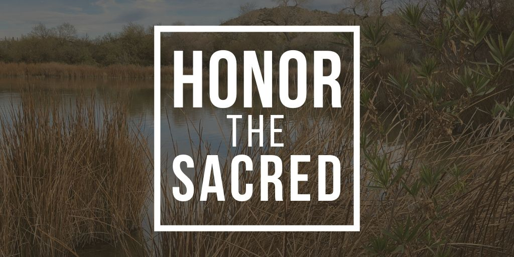 Trump is rushing to construct his racist, expensive, ineffective border wall and pushing anti-immigrant hysteria.  The result: The destruction of sacred, historic Native American sites that can't be replaced.  Watch our #HonorTheSacred hearing live ➡️ http://bit.ly/3a2qWrc