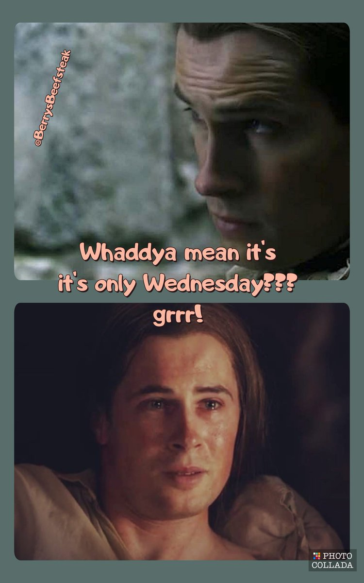 Wednesday vibes! #DavidBerry #LordJohnGrey #Outlander