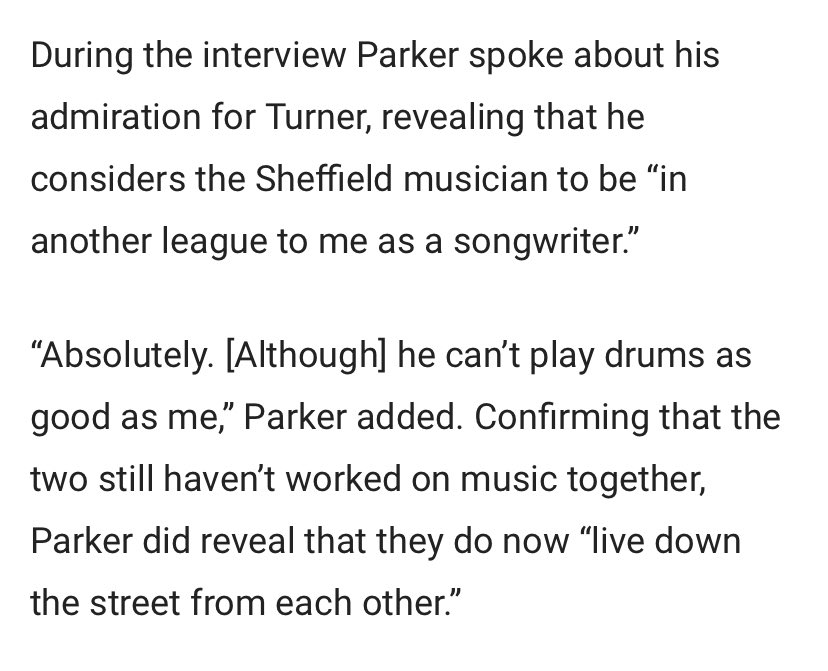 Love that Kevin Parker put that RESPECT on Alex's name as a songwriter <br>http://pic.twitter.com/Q1ZYc8lMoN