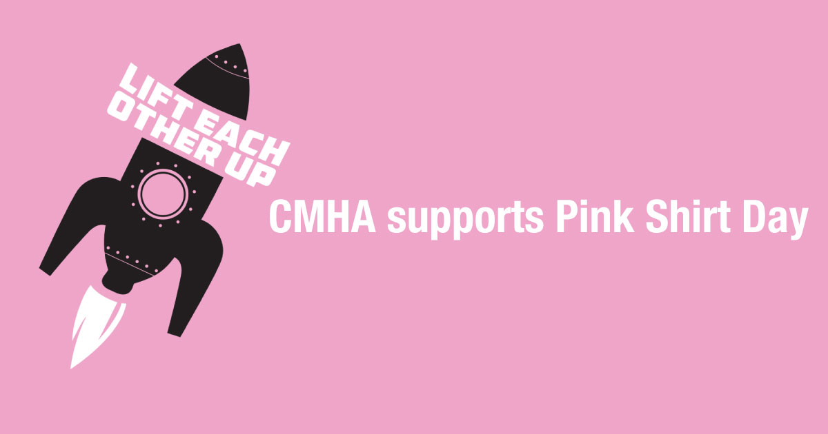 test Twitter Media - Think twice before posting something negative. #PinkShirtDay https://t.co/3NI7DBahvg